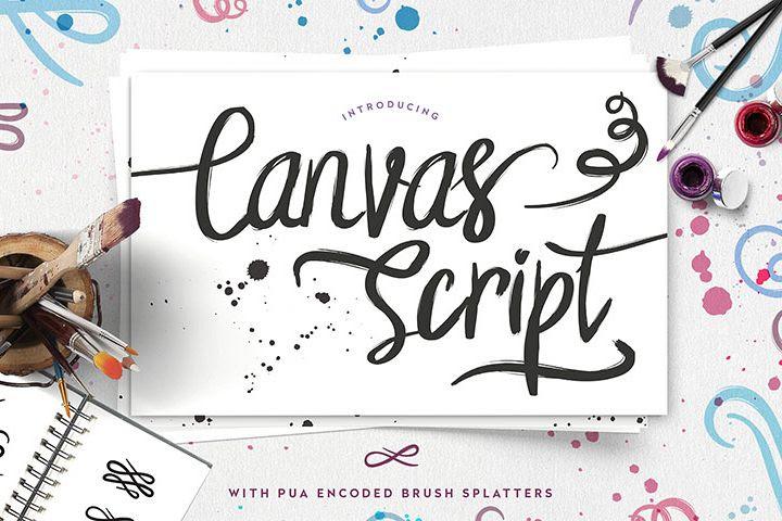 Canvas Script