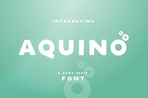 Aquino Font